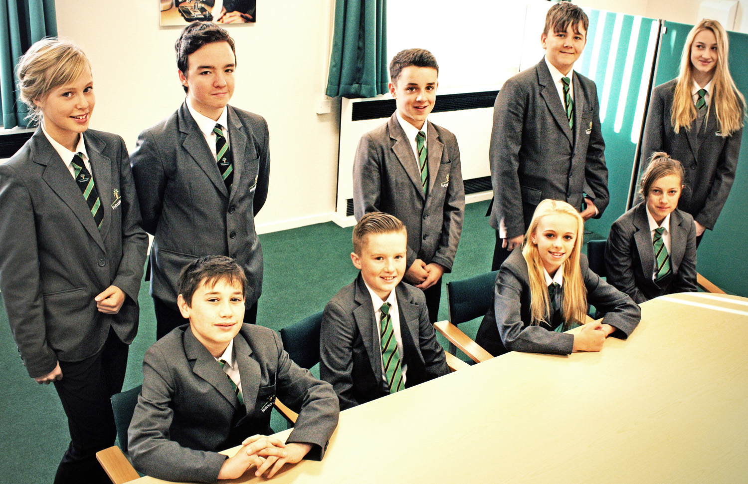 Woodham Academy Elect New School Council