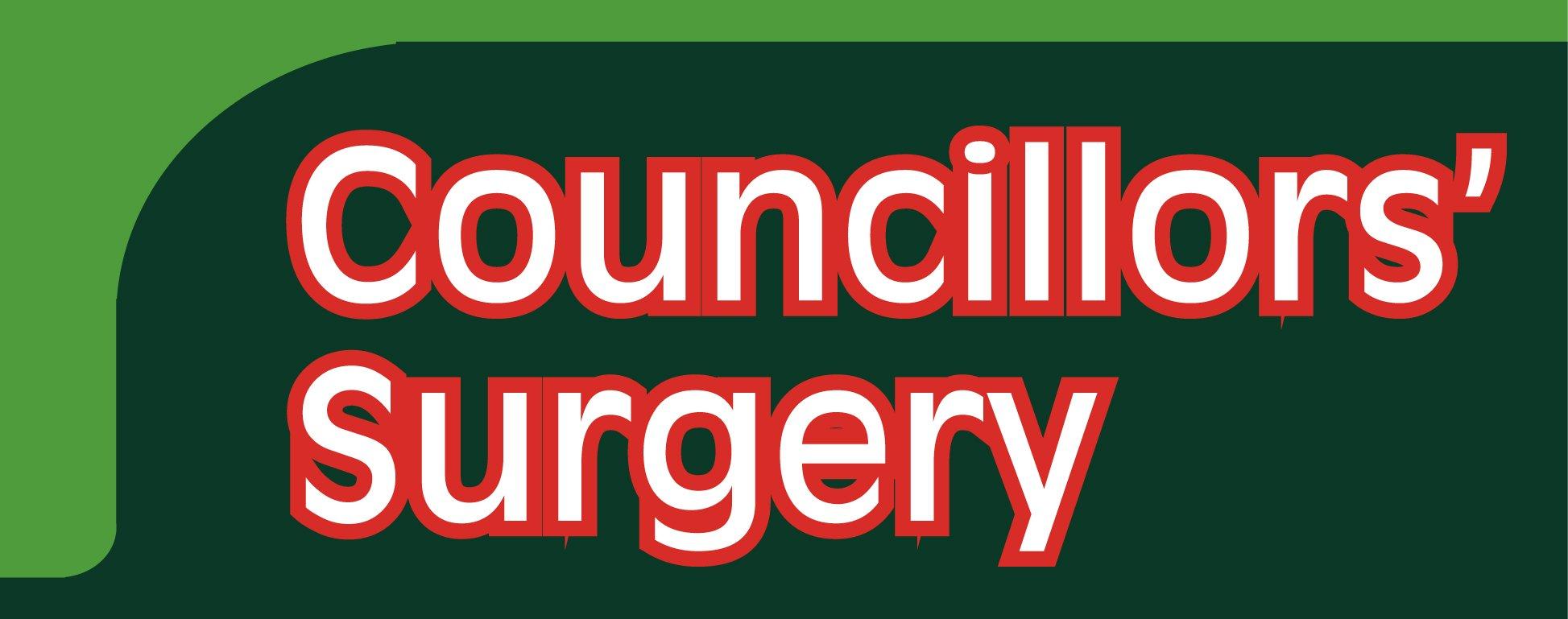 Councillors' Surgeries 10/06/16