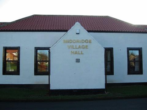 Middridge History Society Talk