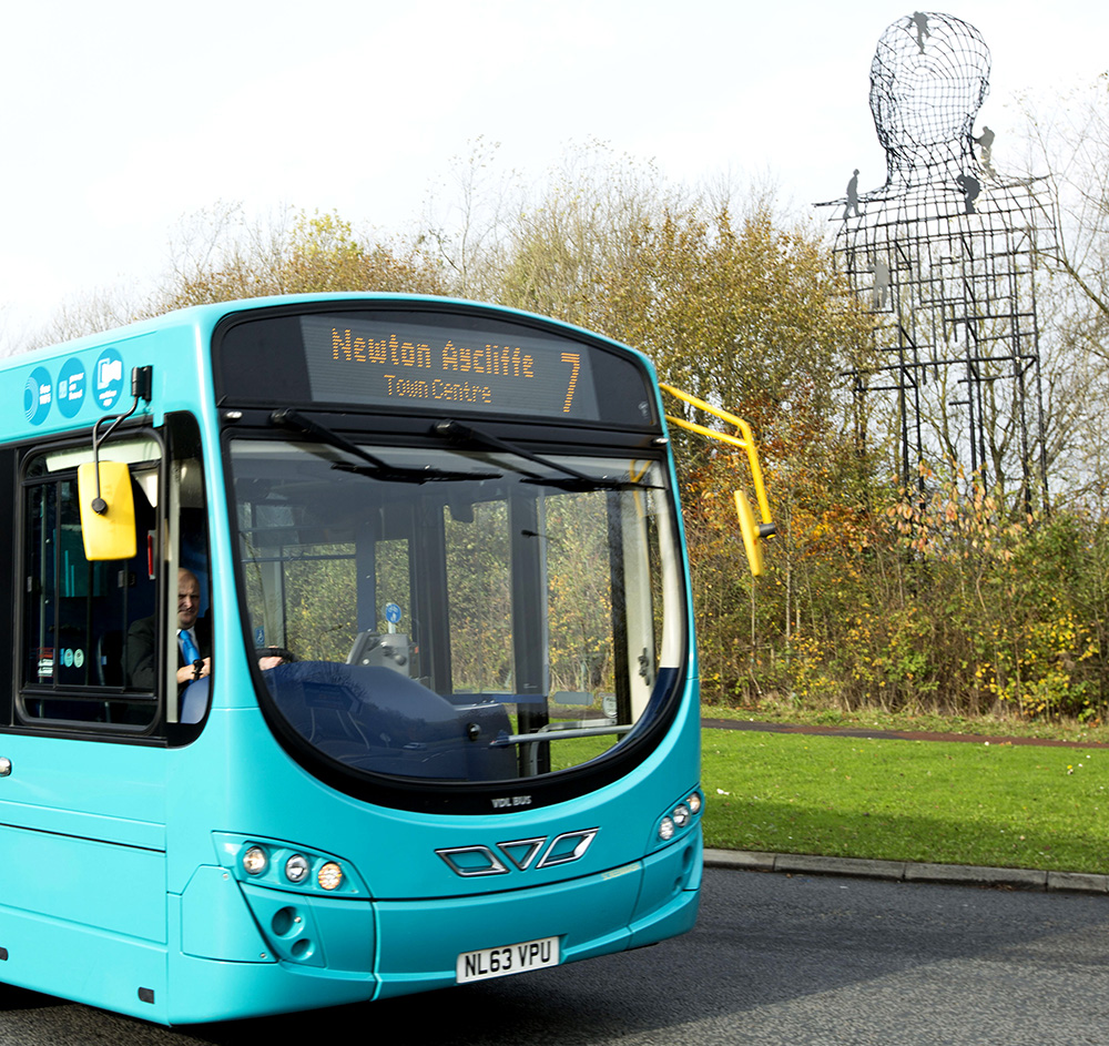 Arriva Bus Service Changes from Monday 30 March