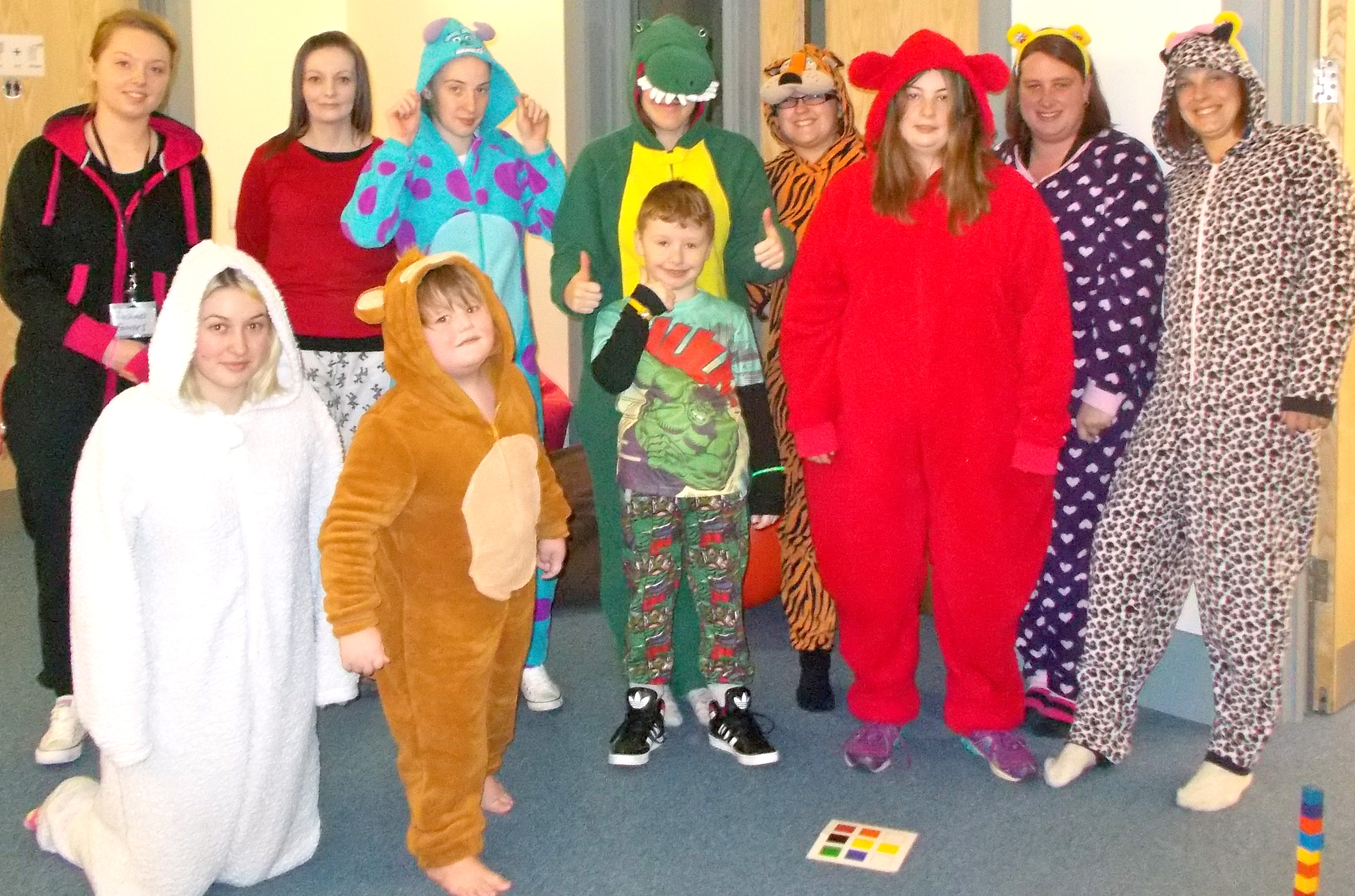 Aycliffe Autism School Support Children in Need