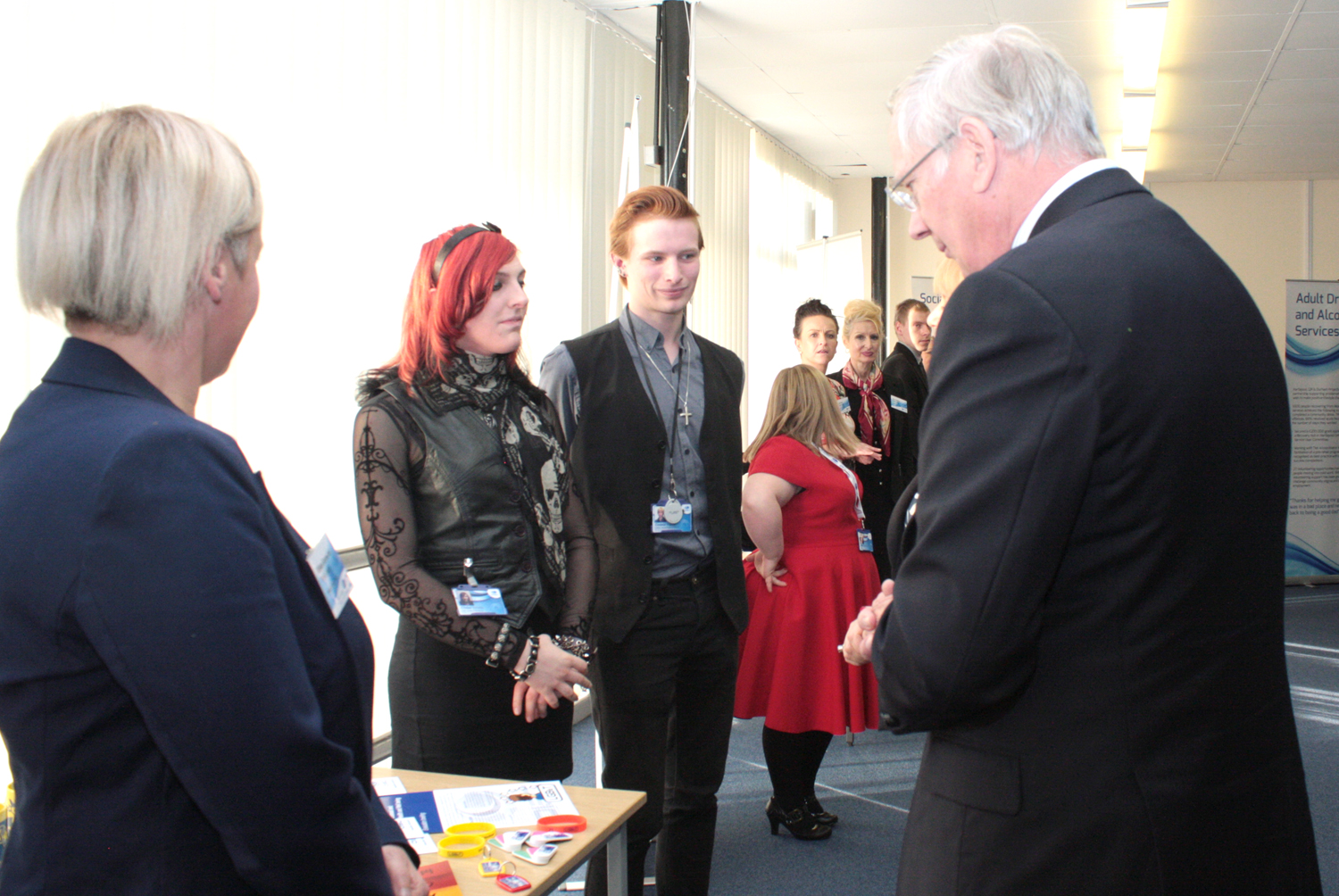 Another Royal Visit for Newton Aycliffe