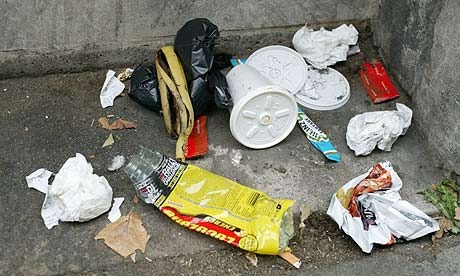 Litterbugs Fined £5,520