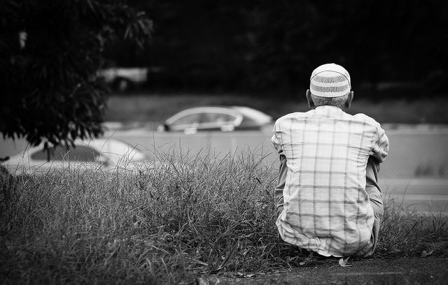 One in Five Lonely People Have No One to Turn to
