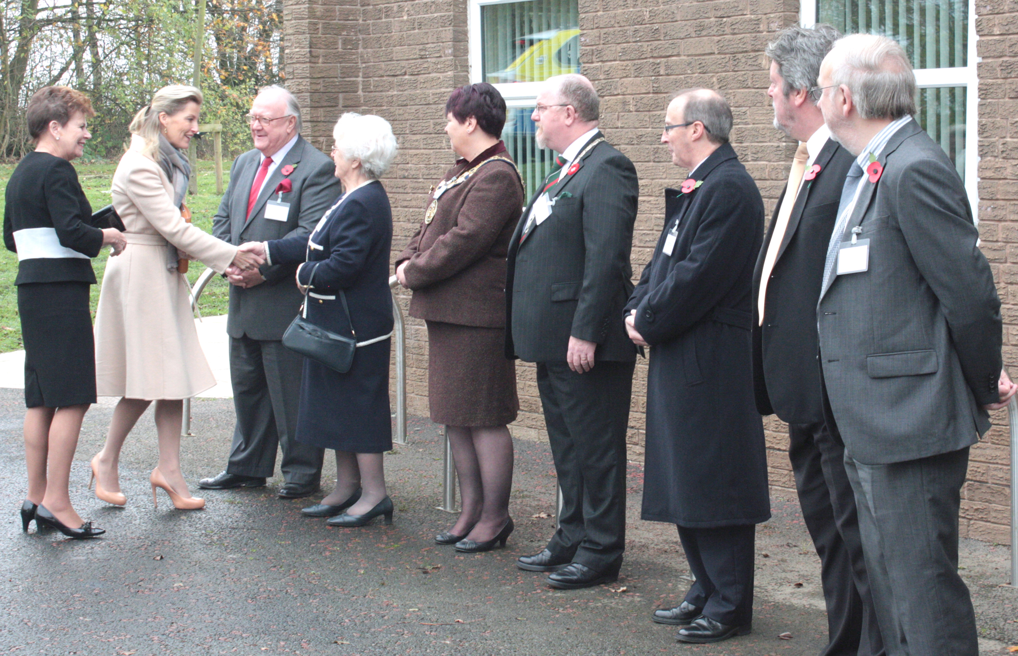 Royal Visit Marks Opening of Aycliffe Autism Centre