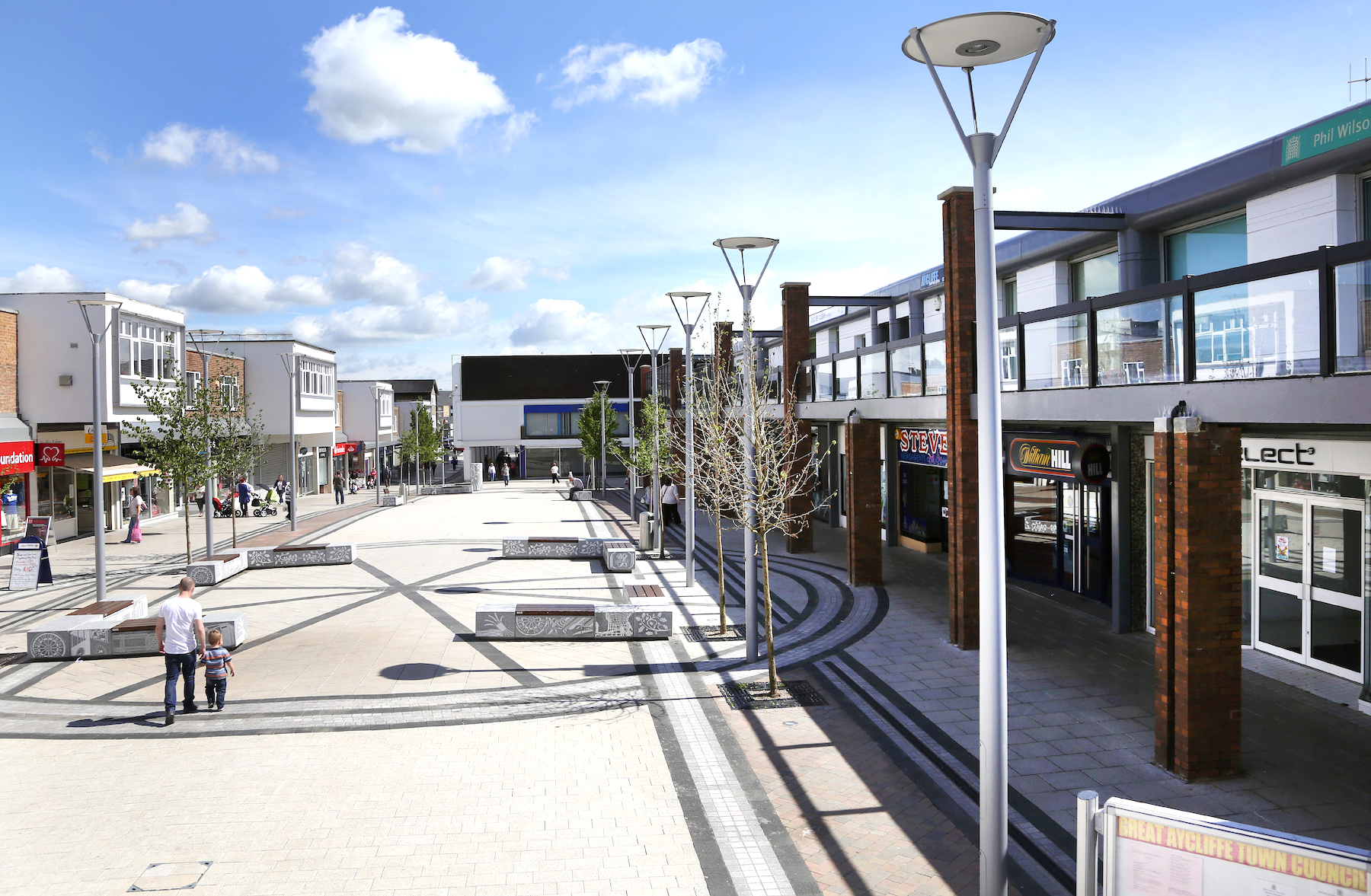 Great Expectations for Town Centre