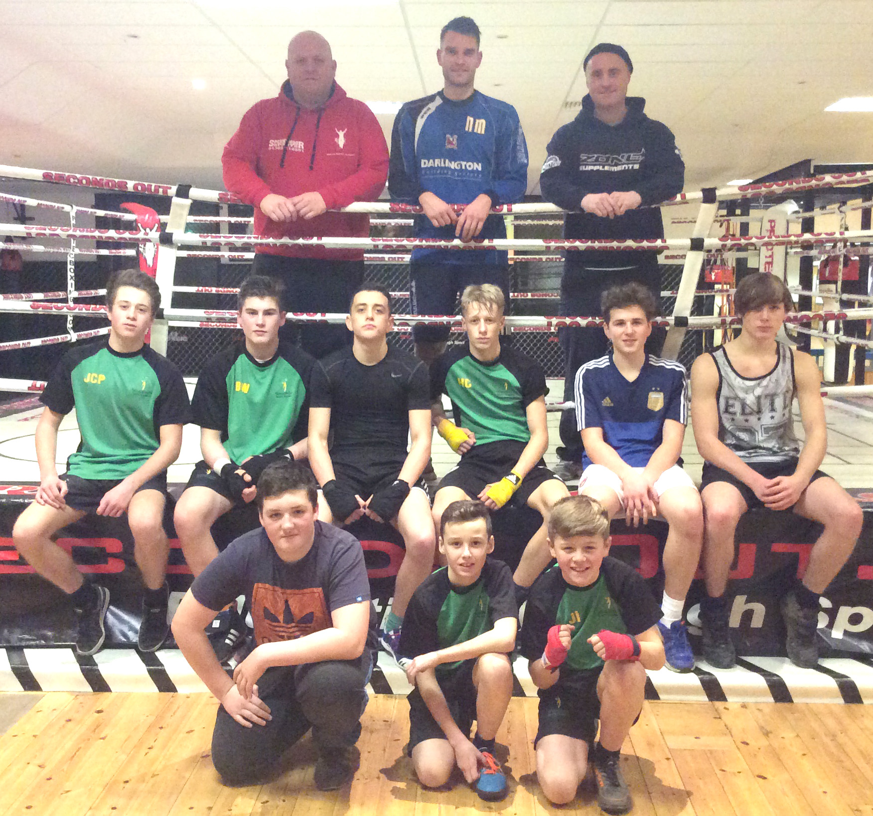 Woodham Adds Boxing to its Sports Academy