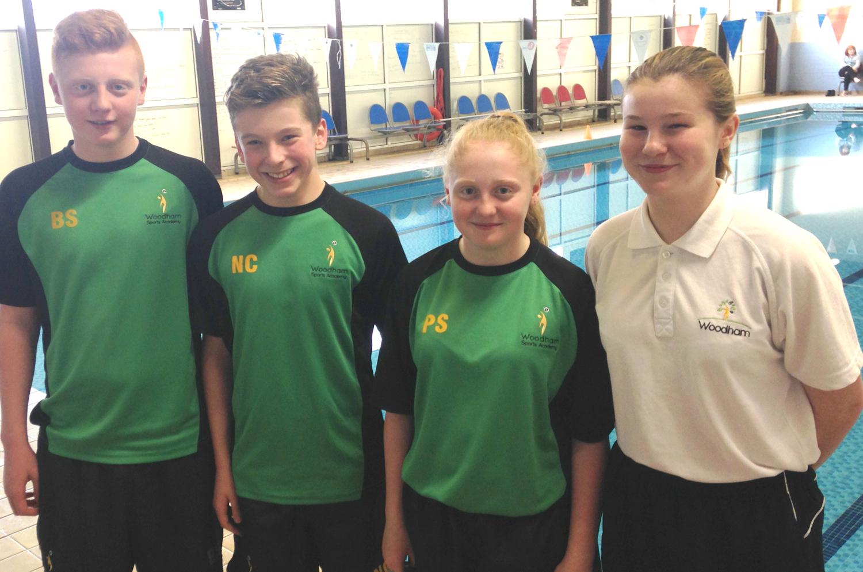 Woodham Academy  Swimming Stars