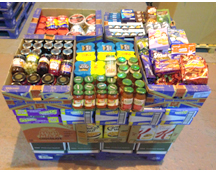 Sponsor a Christmas Pallet  to Help Low Income Families