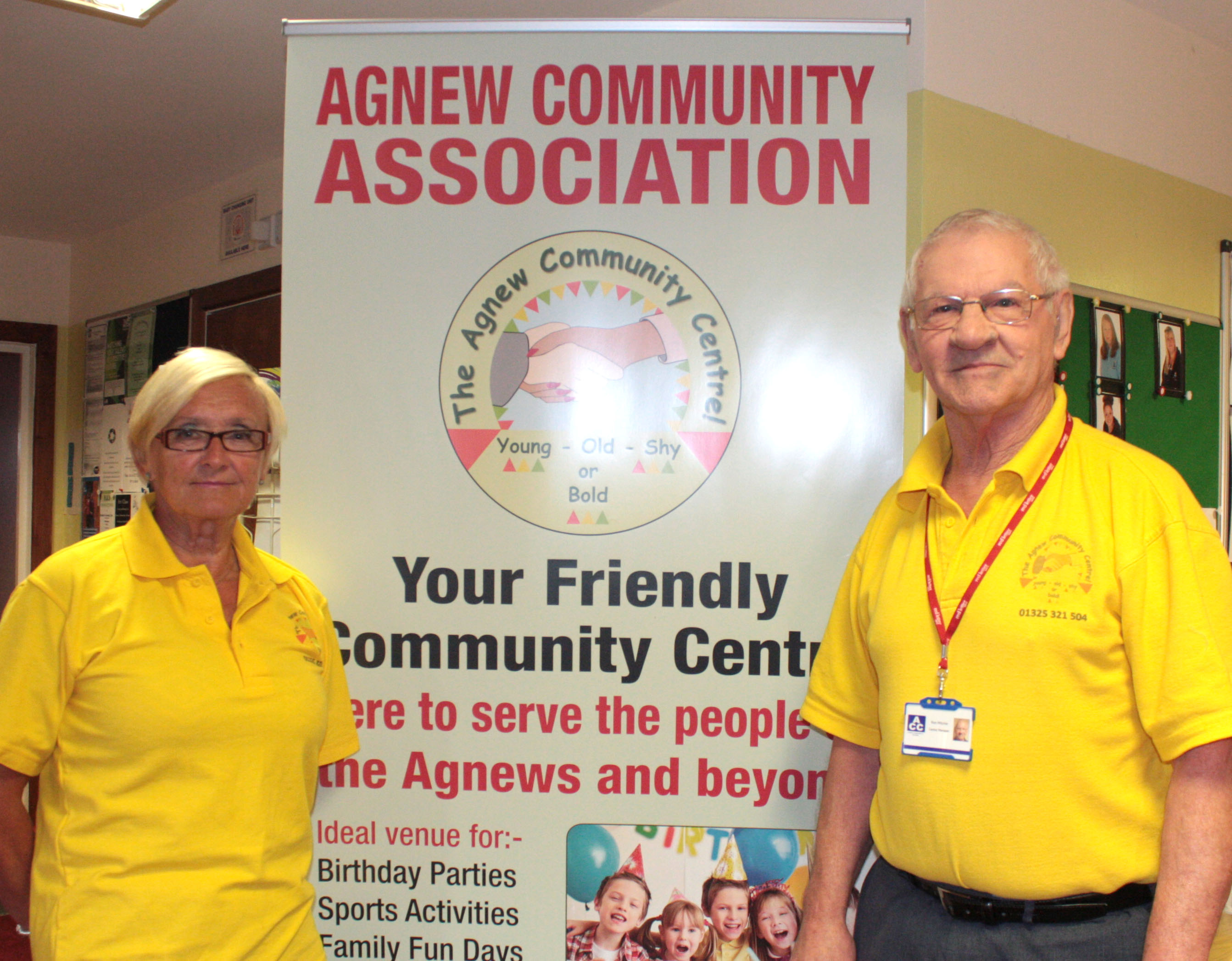Exciting Prospects for Agnew Community