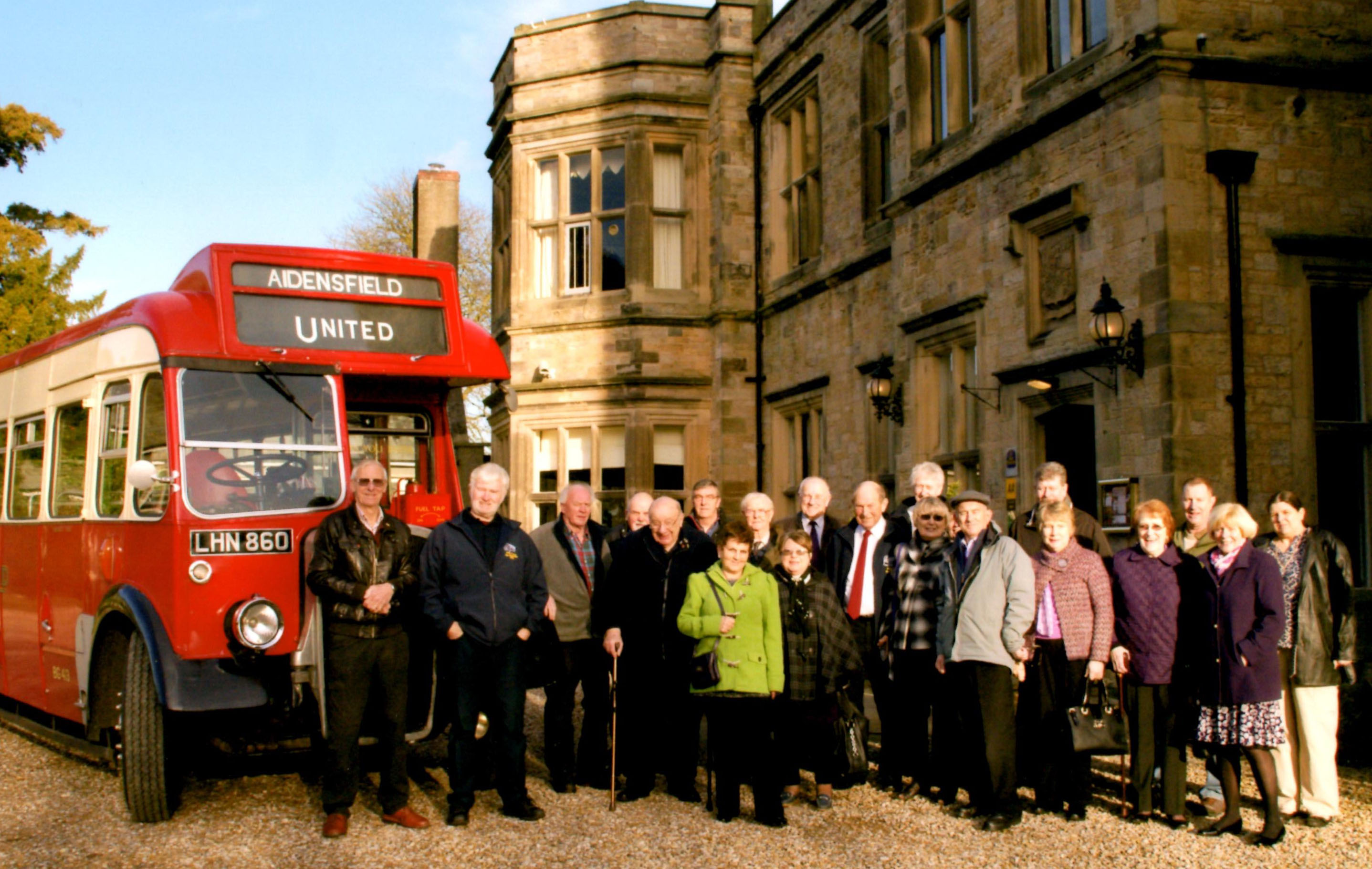 Aycliffe Bus Society Outing