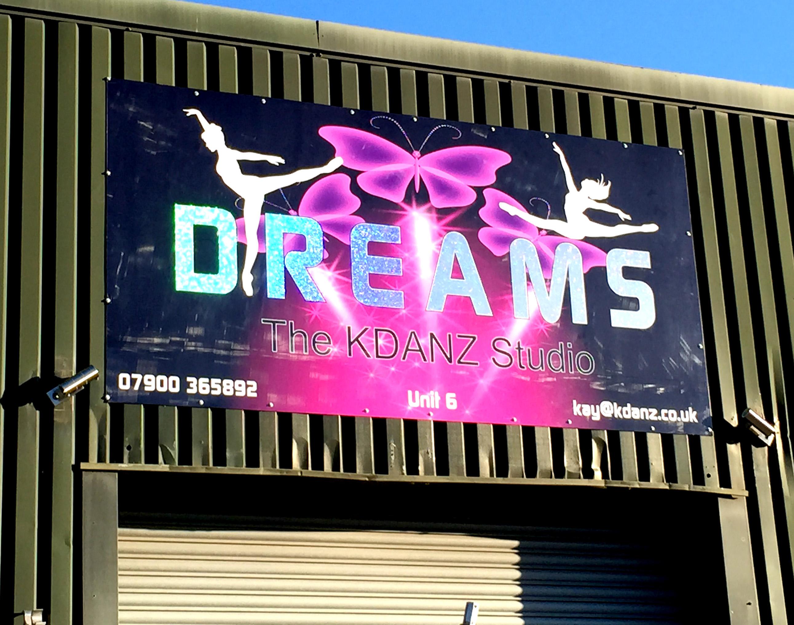 Kdanz New Dance Studio Now Open