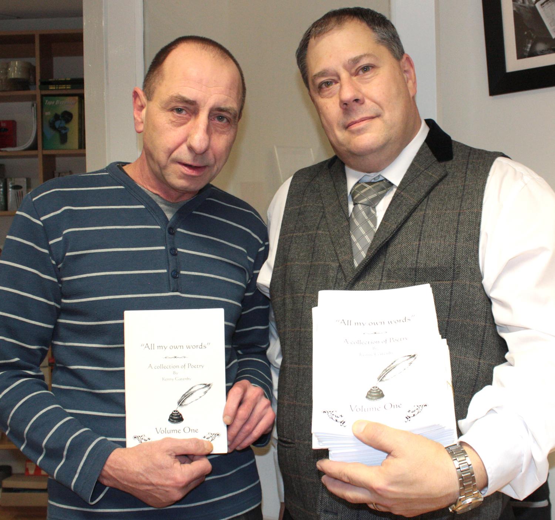 Steeplejack, Martial Art  Black Belt, Turns Poet