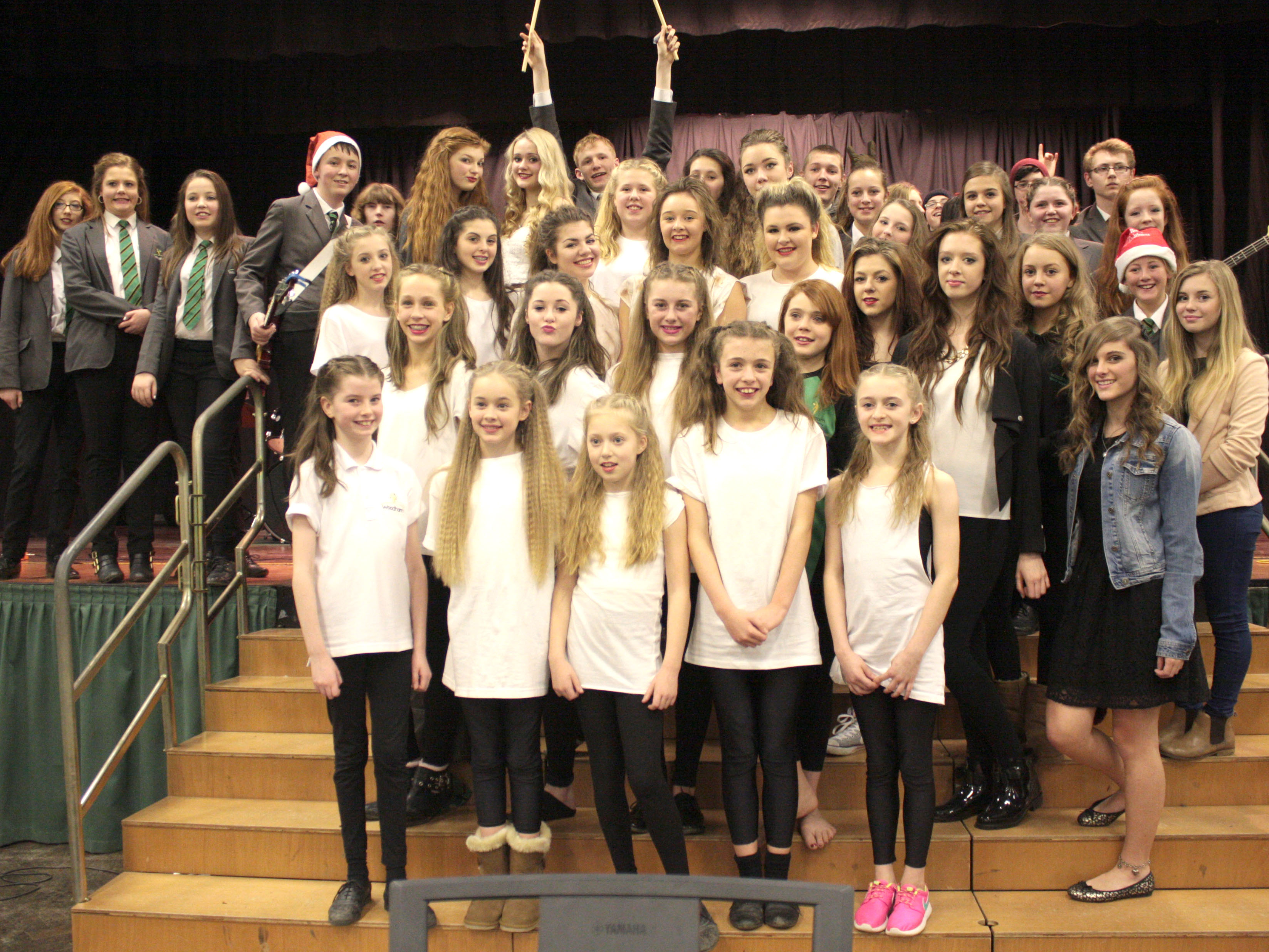 Brilliant Christmas Concert by Woodham Academy