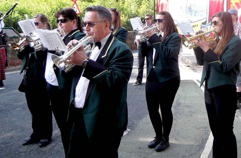 Town Band Offers Free Tuition to Brass Musicians
