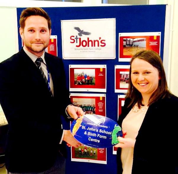 Leadership Award for St. John's College
