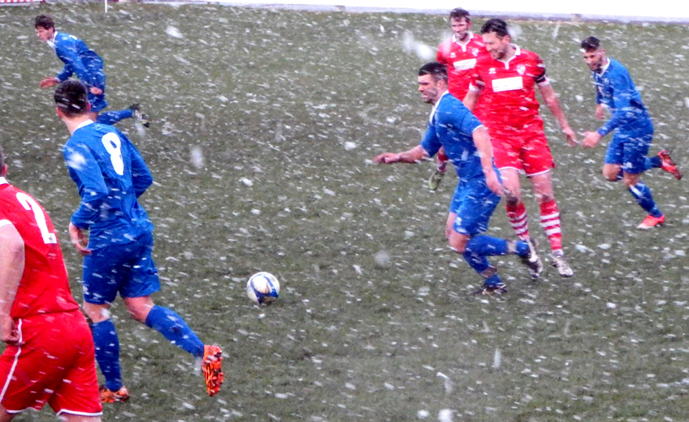 Mixed Fortunes for Aycliffe FC