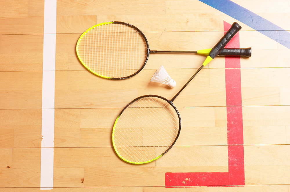 Town Badminton Club Has Selection Policy