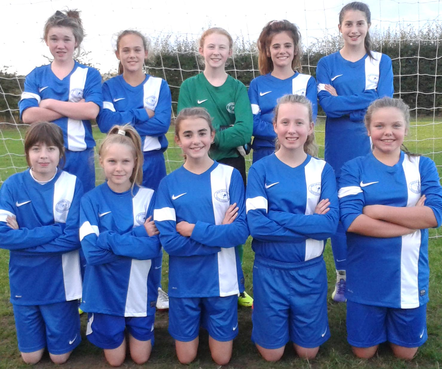 Superb Comeback for Aycliffe Girls