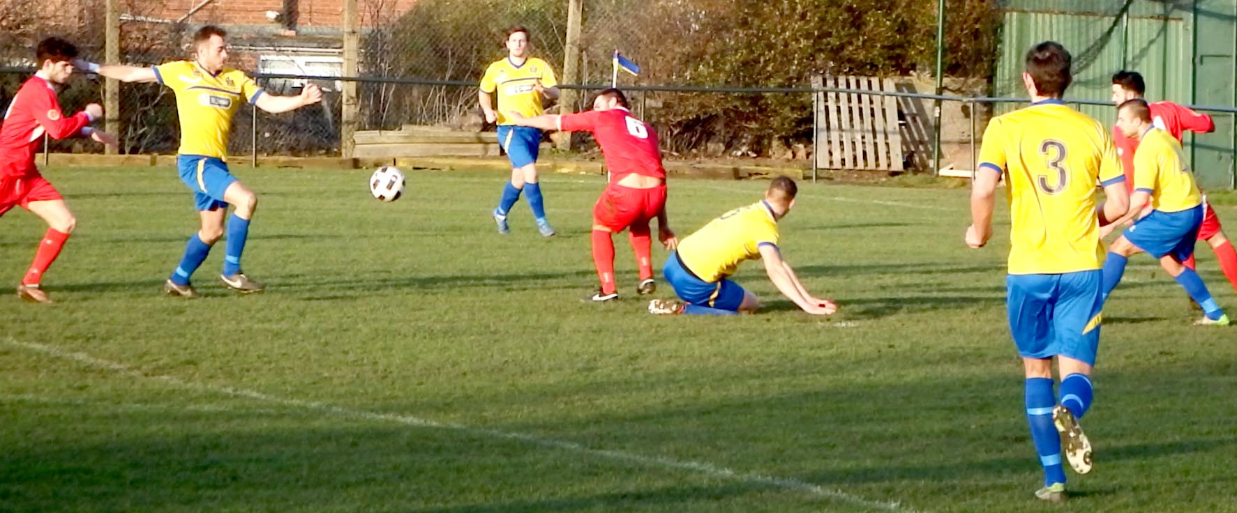 Aycliffe Win Cup Match but Lose League Game to Markse