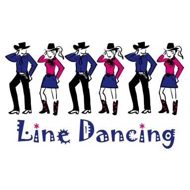 Line Dancing Class Started
