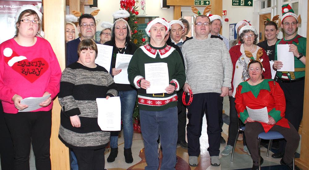 Christmas Carols at the PCP