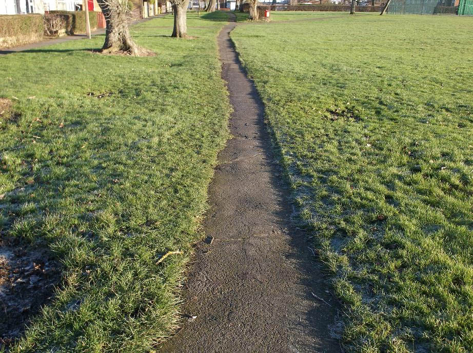 Council Asked to Check Paths & Winter Grit