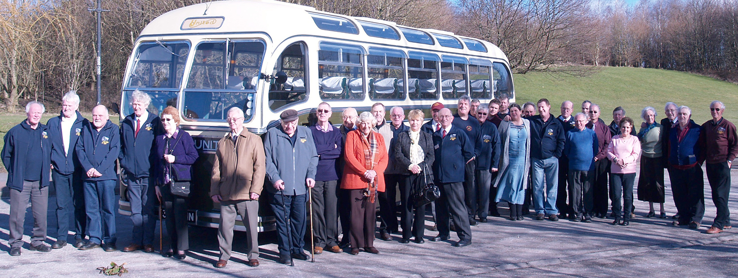 Bus Preservation Society Notch up their 34th Year