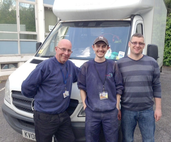 Aycliffe Charity Needs Your Unwanted Furniture