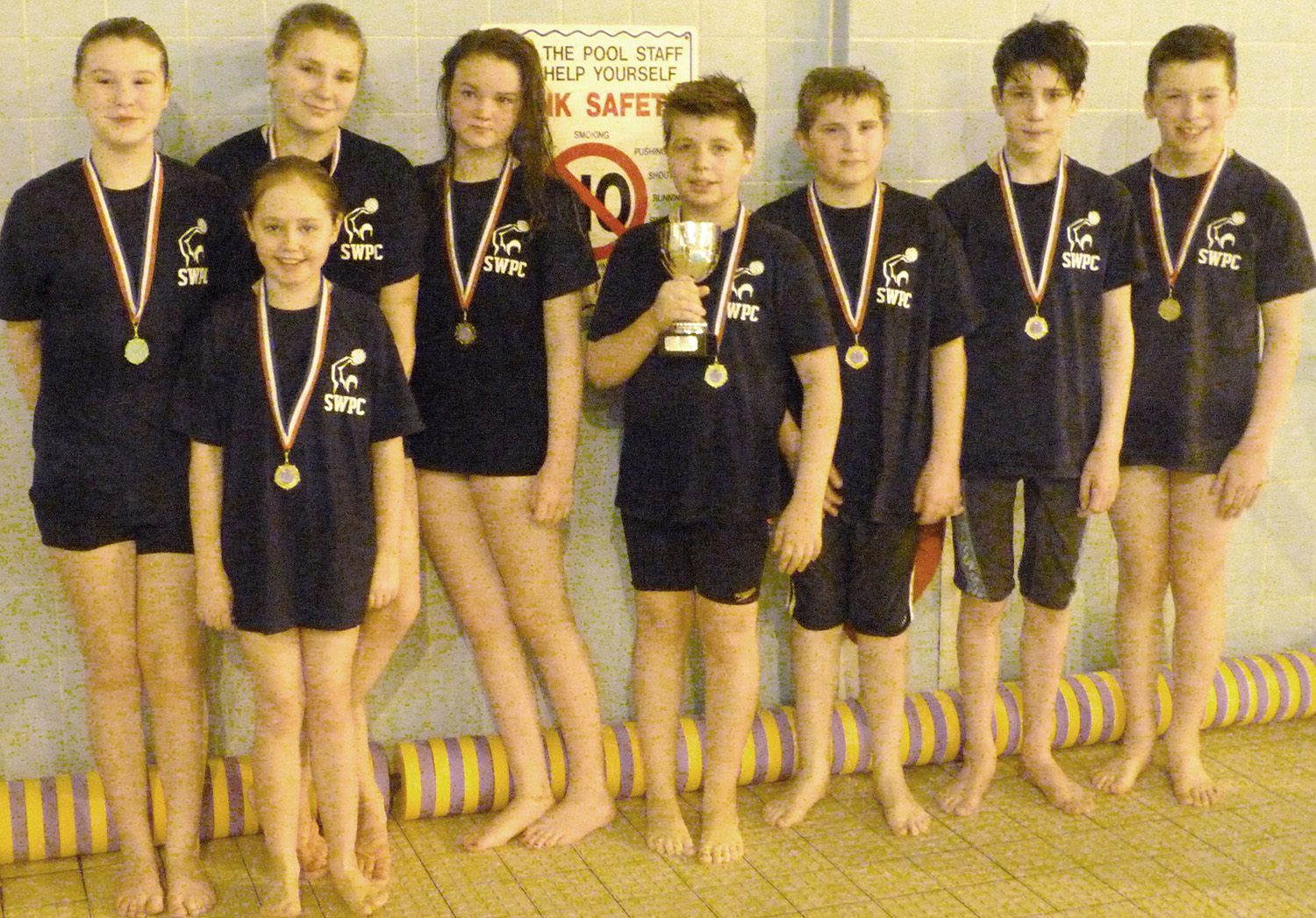 Water Polo Club in Sheffield Tournament