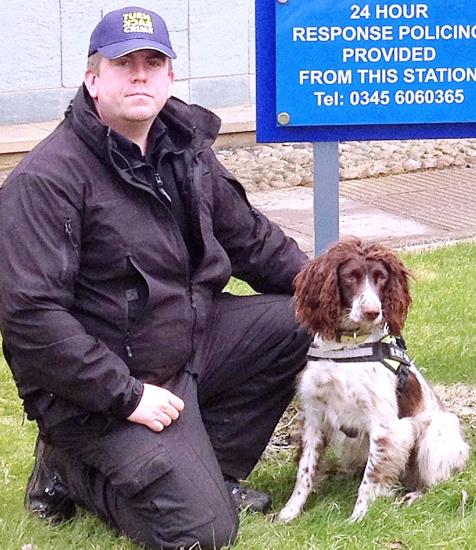 Tobacco Crime Sniffed Out!