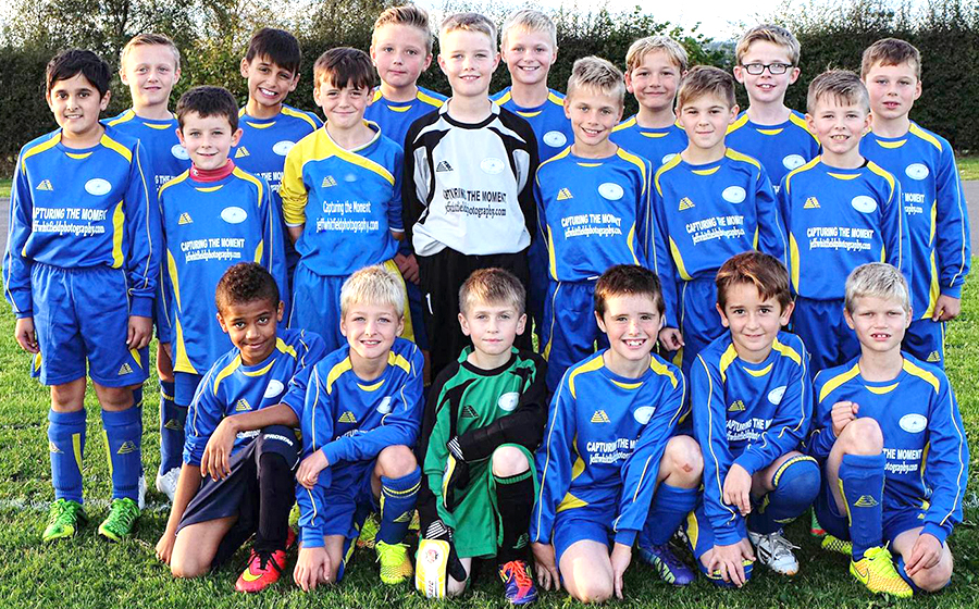 Youth Football Round Up