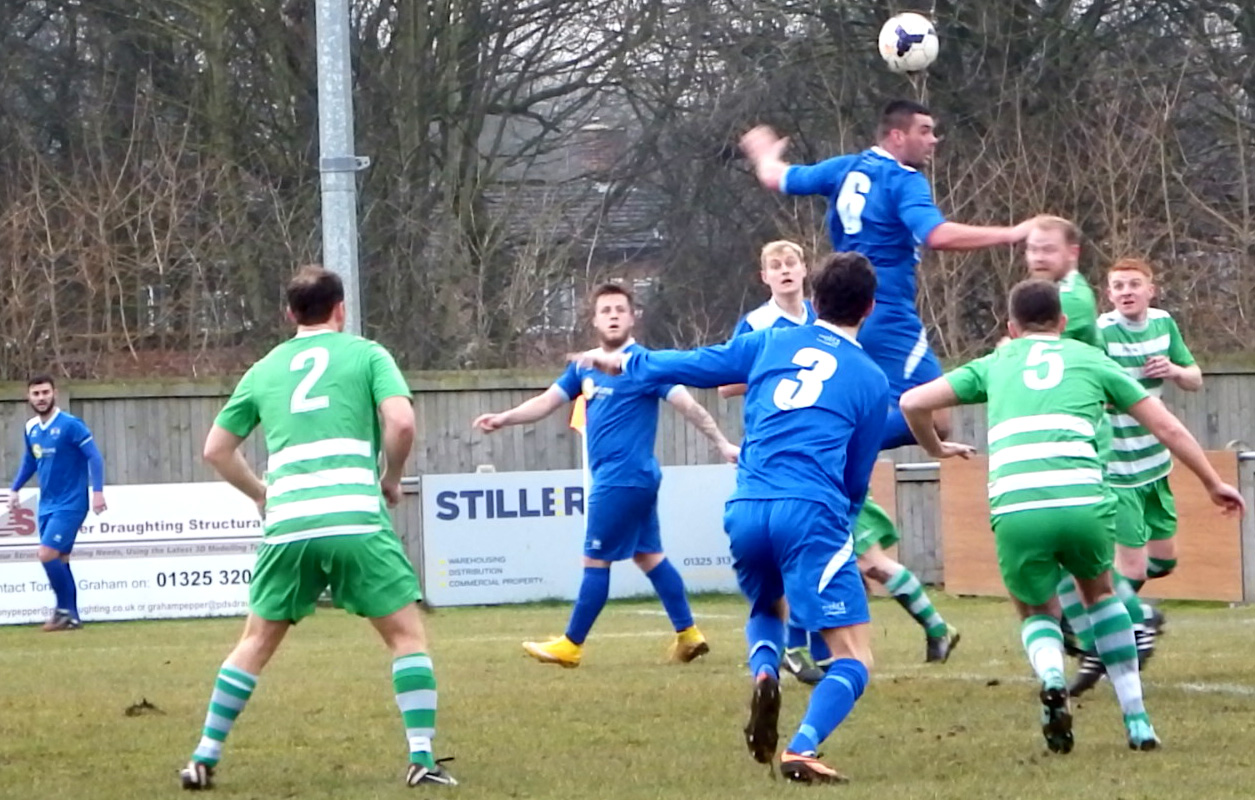 Aycliffe Again Surrender Lead