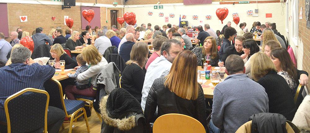 BHF Quiz Night Raised Over £1270