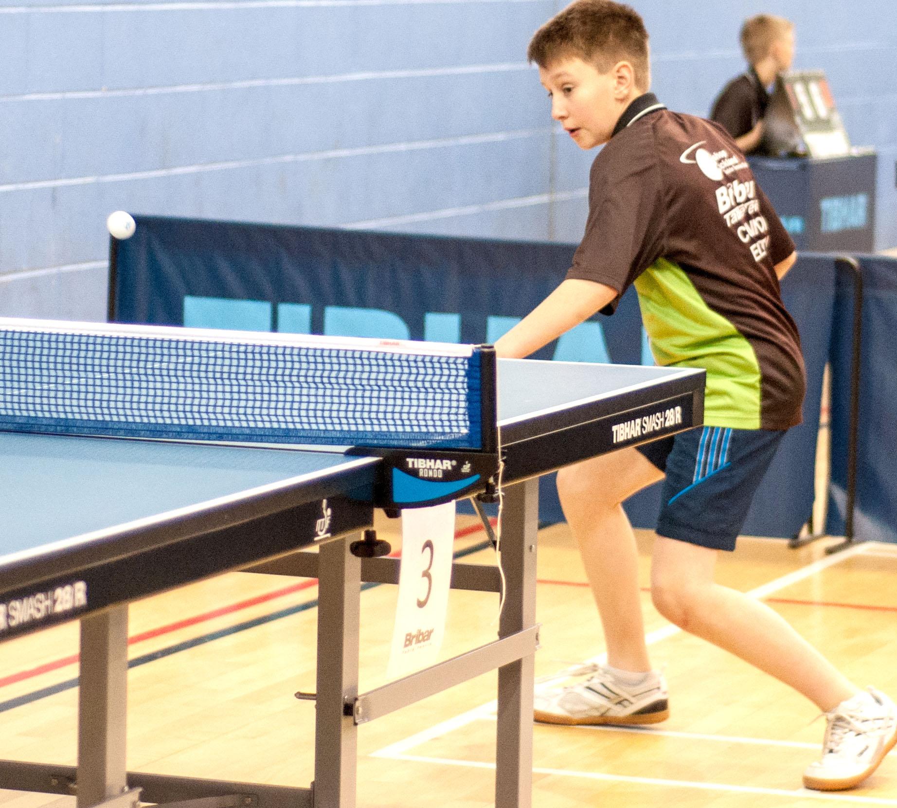 Aycliffe Junior Table Tennis Players Reach Semi Finals