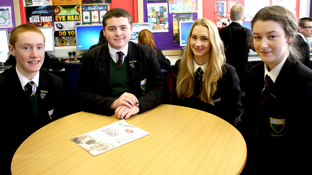 Greenfield Students to Help with Neighbourhood Plan