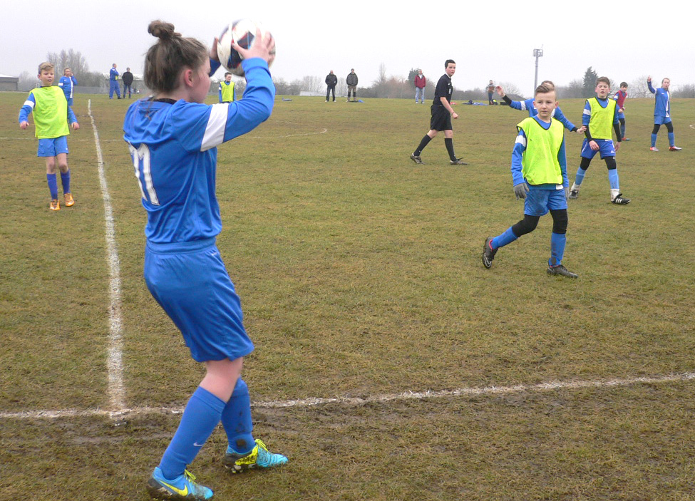 Aycliffe Youth Football Results