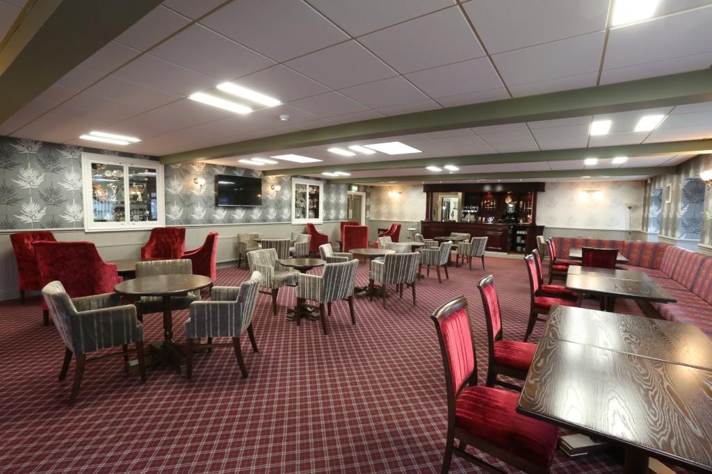 Woodham Golf Club 19th hole newton news