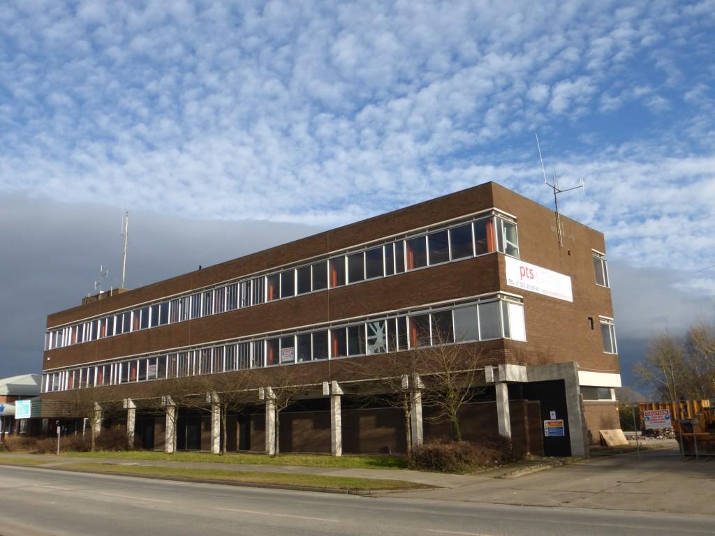 Police Station before demolition newton news