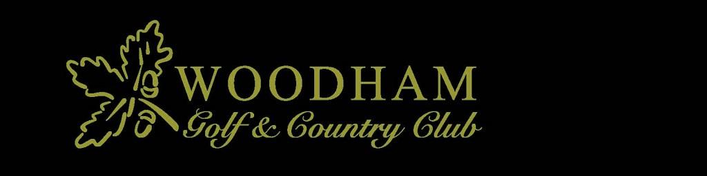 Woodham Golf Club Banner Newton News