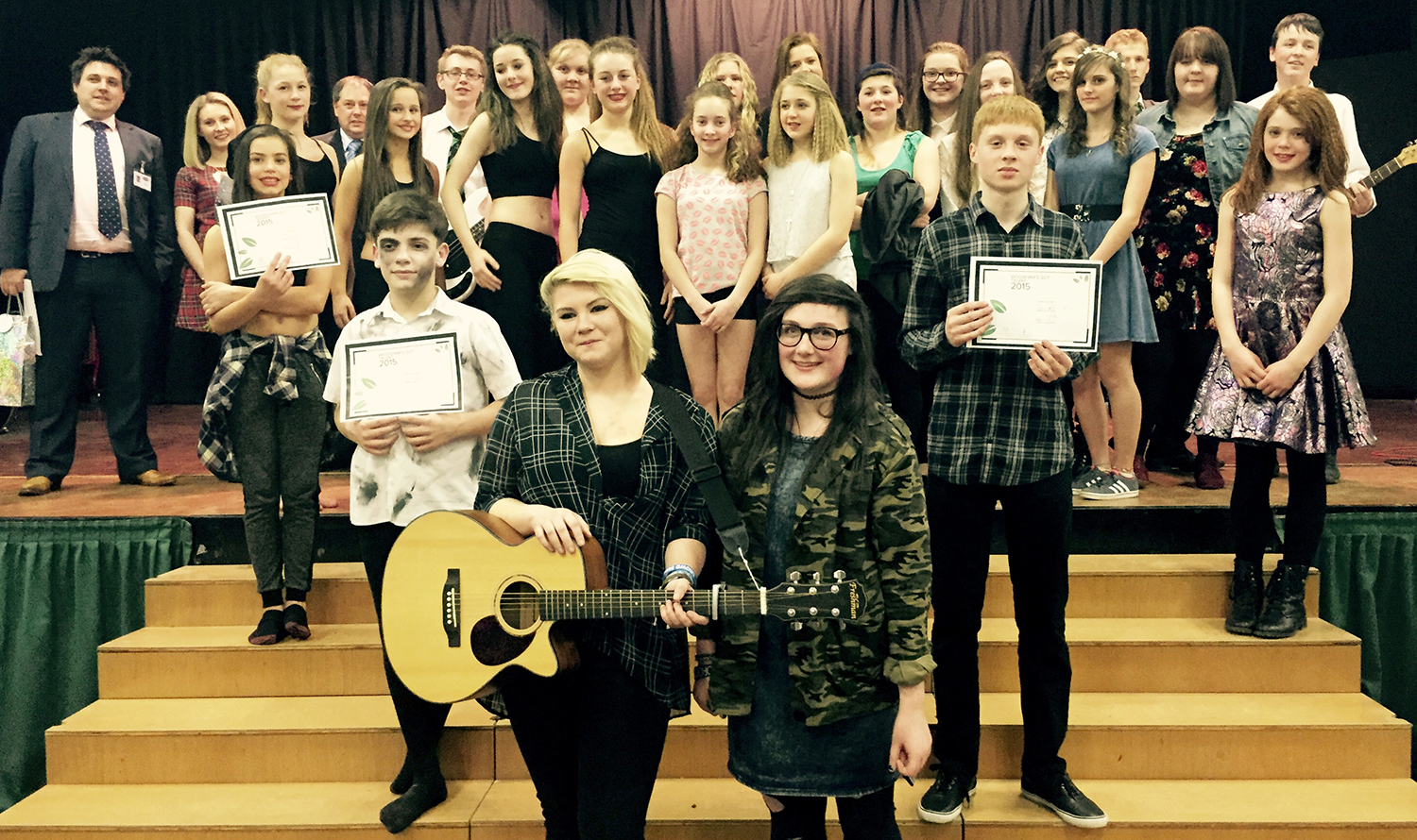 Woodham Academy Talent Show