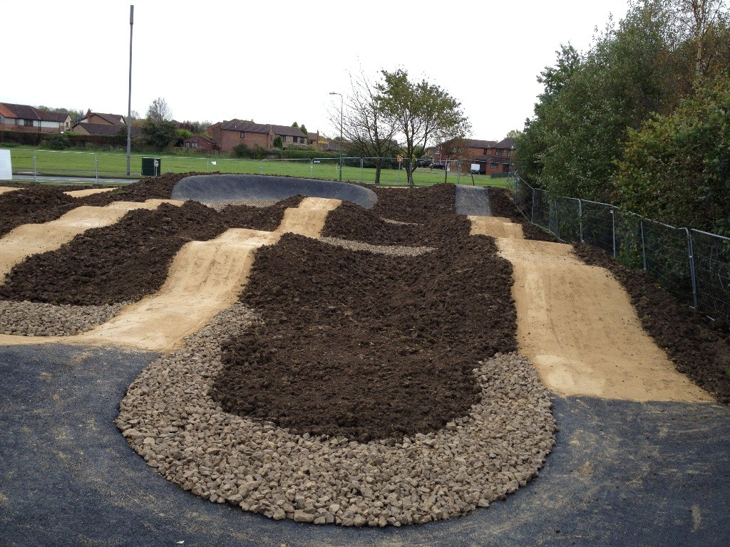 Consultation on New BMX Track at Horndale Park