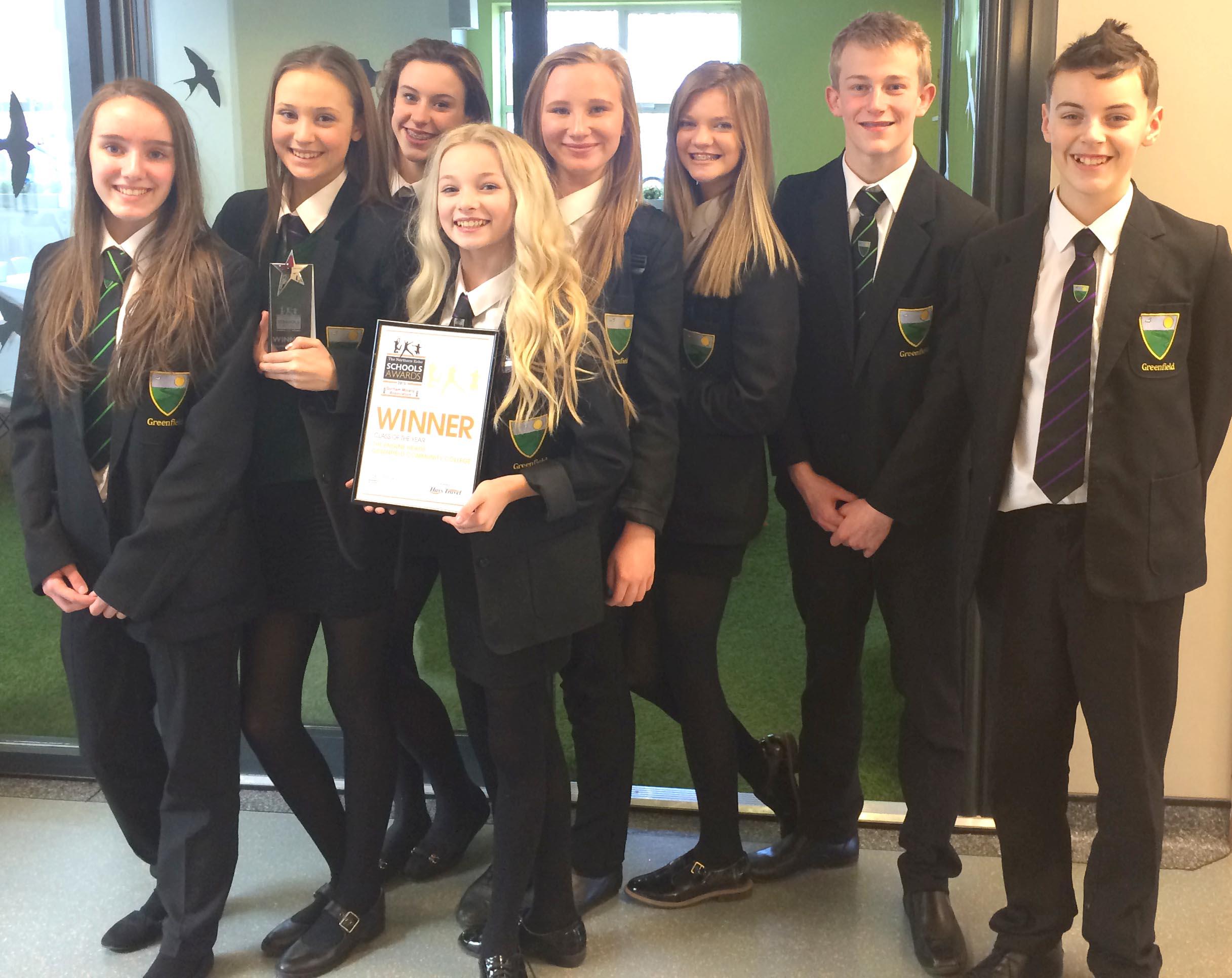 Regional Class of the Year Award
