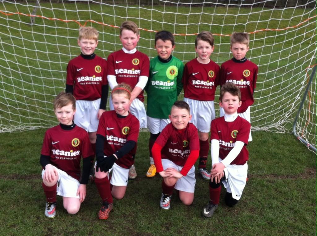 Newton Aycliffe Jnuior Football Club U9s newton news