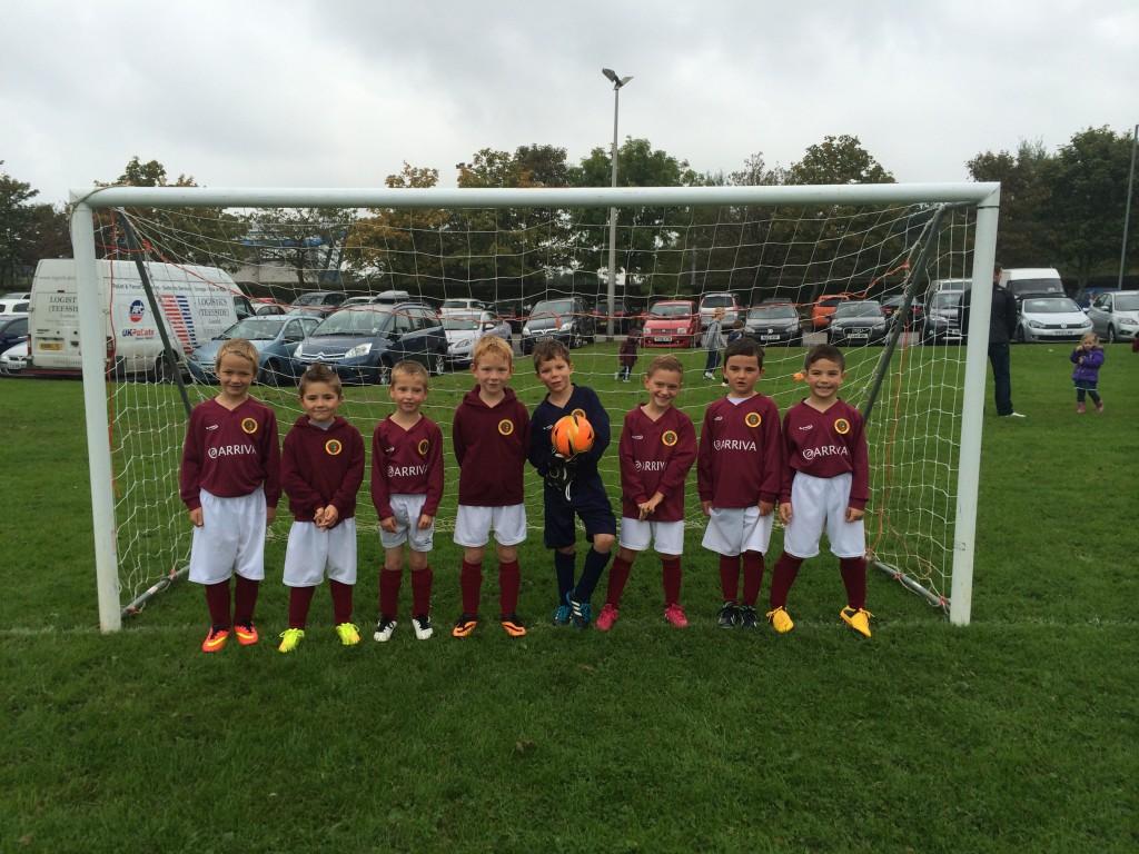 Newton Aycliffe Junior Football Club U7 newton news