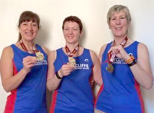 Aycliffe Runners in Rome Marathon