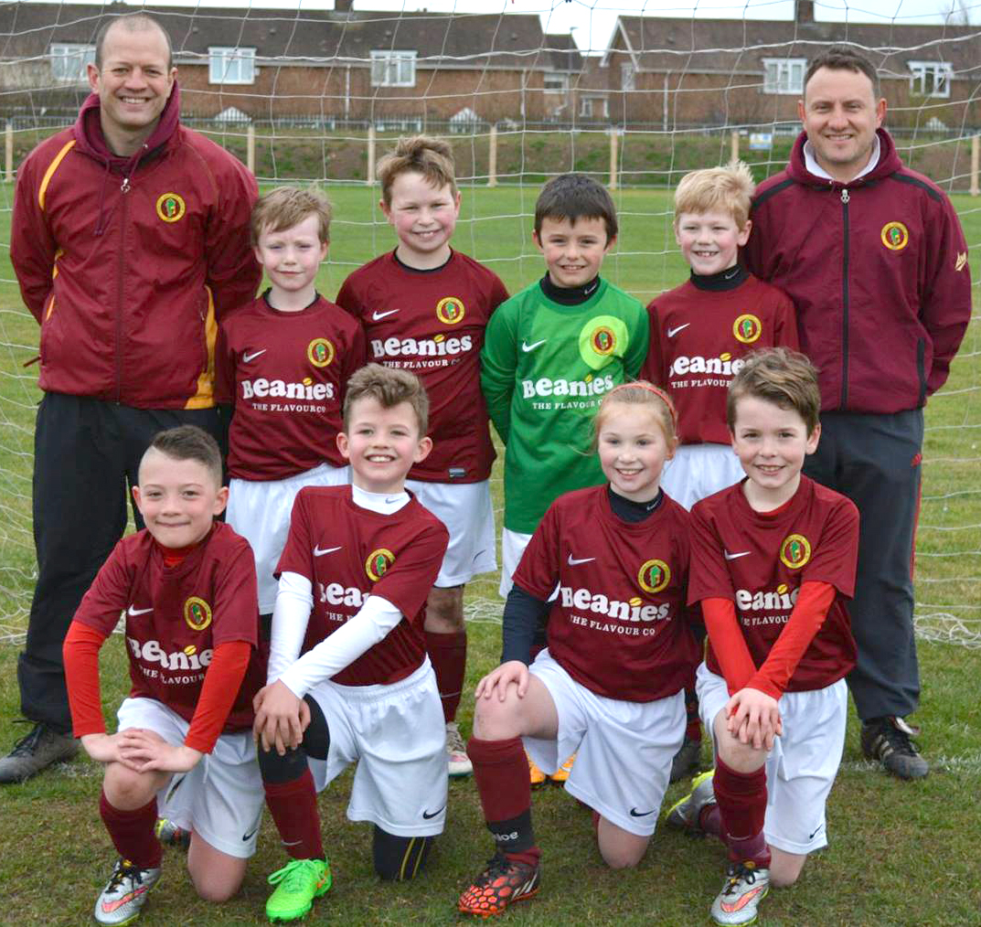 Newton Aycliffe Junior Football Round Up