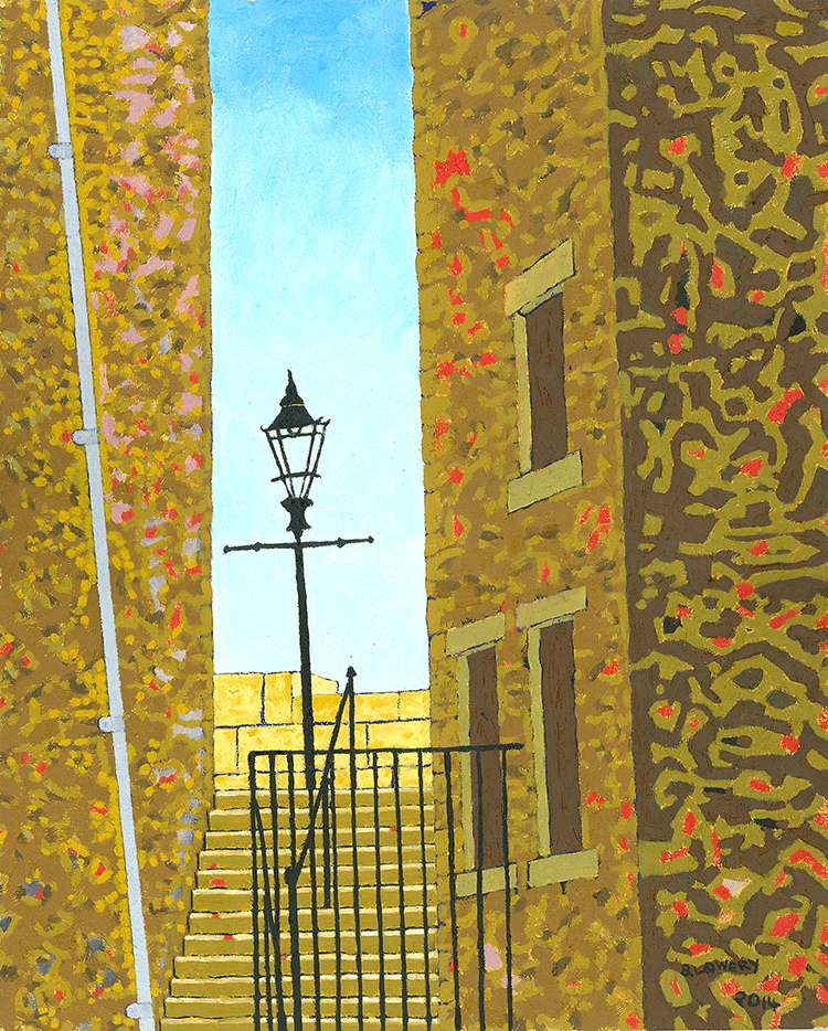 Newtonian's Painting Shortlisted for Royal Academy Exhibition