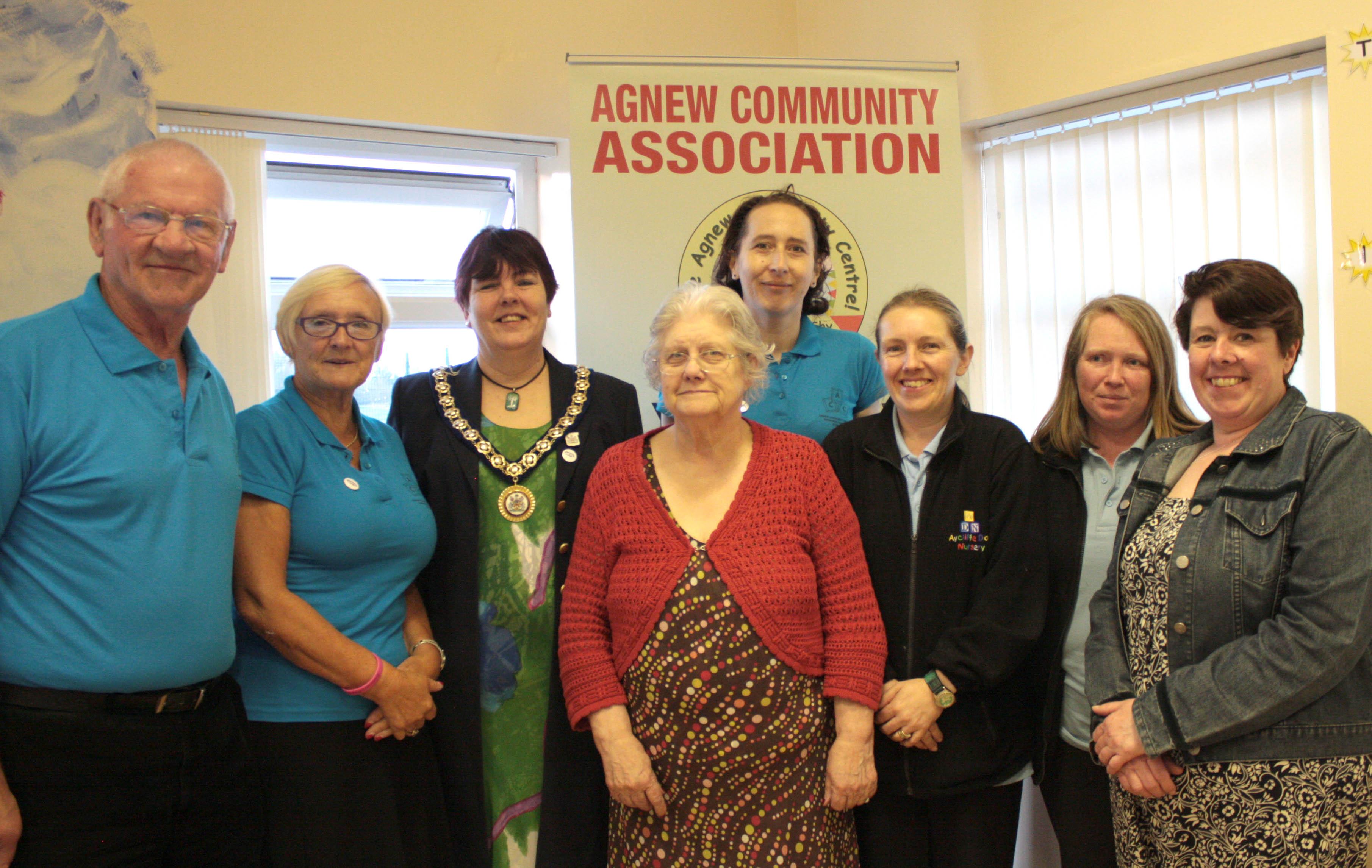 Agnew Community Centre A.G.M.