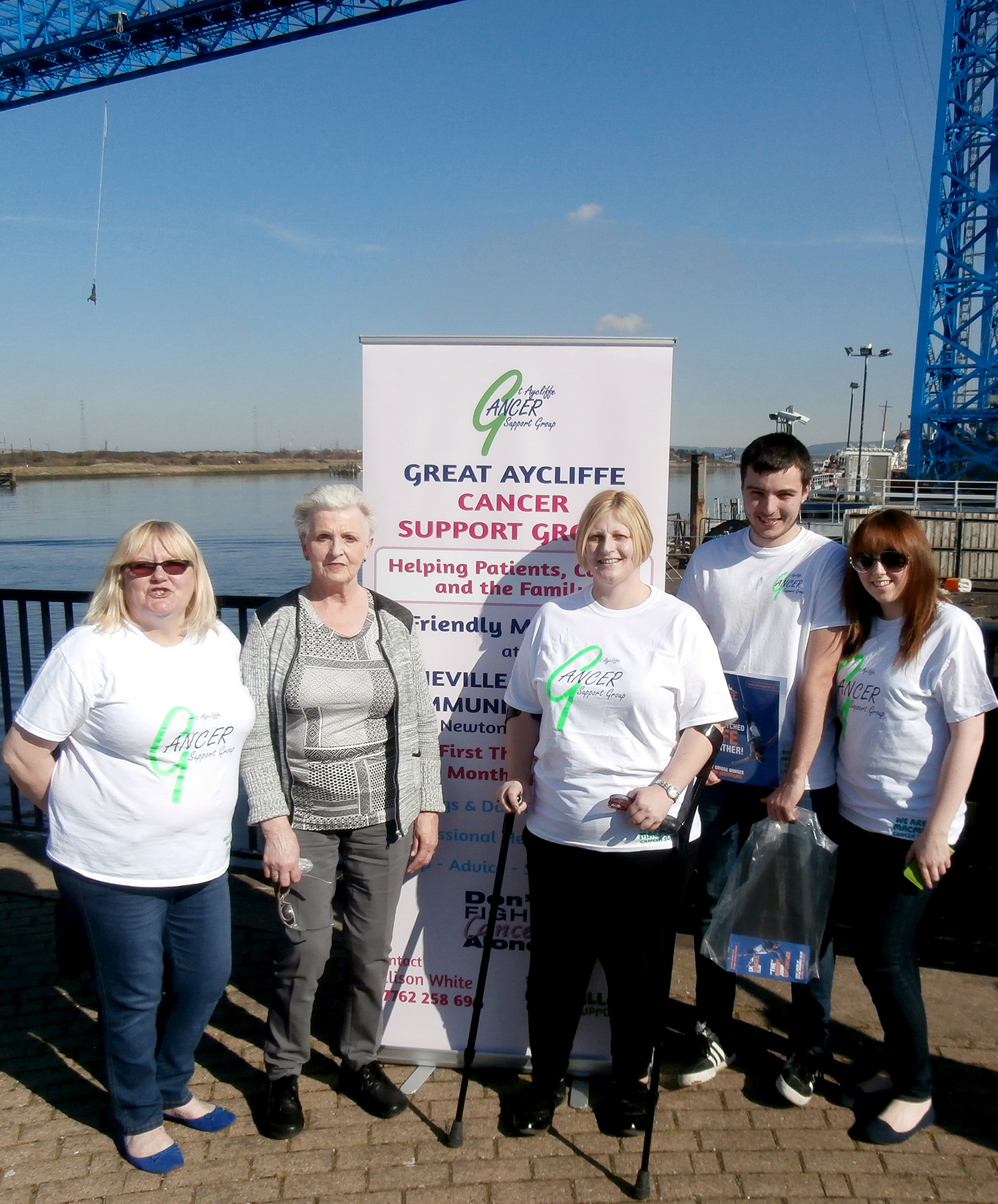 Join Great Aycliffe Cancer Support Group